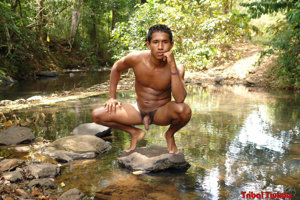 nude young latino boy